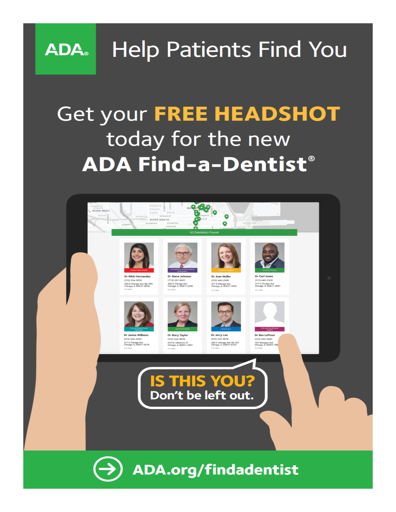 ADA Find a Dentist